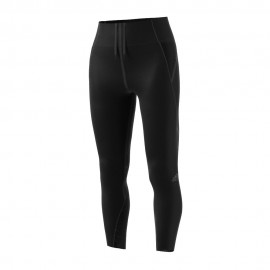 ADIDAS leggings running 7/8 how we do nero donna