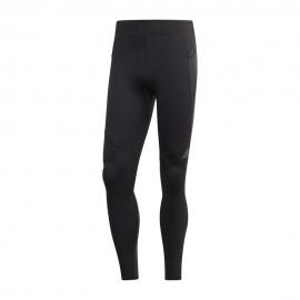 ADIDAS leggings running saturday nero uomo