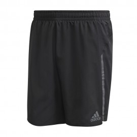 ADIDAS pantaloncini running saturday nero uomo