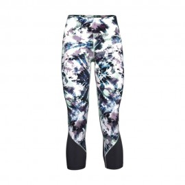Under Armour Leggings Running Fly Fast Blu Donna