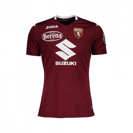 Joma Sport Maglia Calcio Torino Home 20/21 Granata Bambino