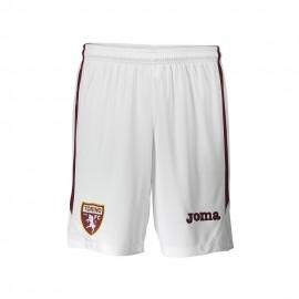 Joma Sport Pantaloncini Calcio Torino Home 20/21 Bianco Bambino