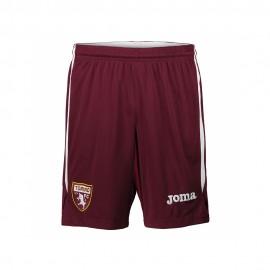 Joma Sport Pantaloncini Calcio Torino Away 20/21 Granata Bambino