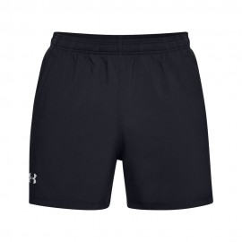 Under Armour Pantaloncini Running 5in Launch Sw Nero Uomo