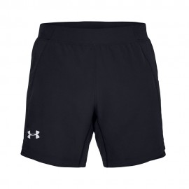 Under Armour Pantaloncini Running 7in Nero Uomo