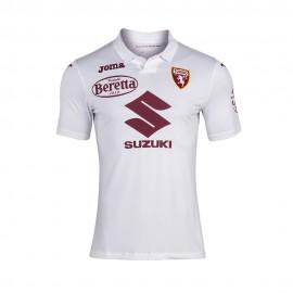 Joma Sport Maglia Calcio Torino Away 20/21 Bianco Uomo
