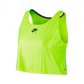 Nike Canotta Running Air Volt Nero Donna