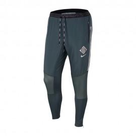 Nike Leggings Running Phnm Elite Wr Seaweed Argento Uomo