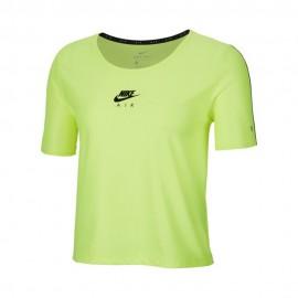 Nike Maglia Running Mezza Manica Air Volt Nero Donna
