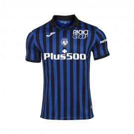 Joma Sport Maglia Calcio Atalanta Home 20/21 Nero Azzurro Uomo