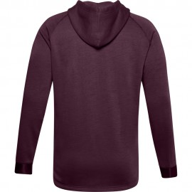 Under Armour Felpa Palestra Project Rock Hoodie Viola Uomo