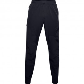 Under Armour Pantalone Palestra Project Rock Unstoppable Nero Uomo