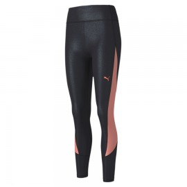 Puma Leggings Sportivi Bicolore Train Nero Donna