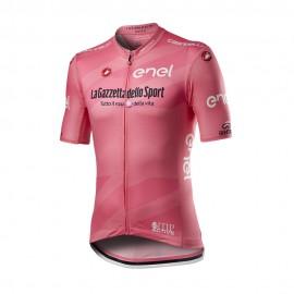 Castelli Maglia Ciclismo Rosa Giro 103 Competizione Rosa Giro Uomo