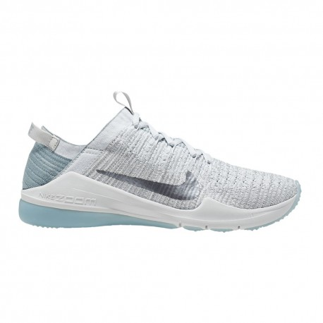 Nike Scarpe Palestra Air Zoom Fearless Fk2 Bianco Donna