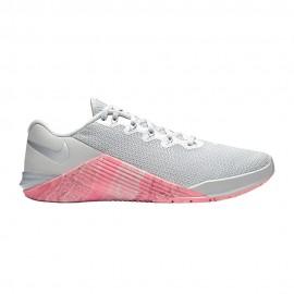 Nike Scarpe Palestra Metcon 5 Grigio Nero Donna
