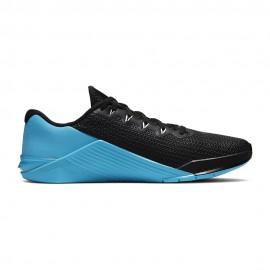 Nike Scarpe Palestra Metcon 5 Nero Blu Uomo