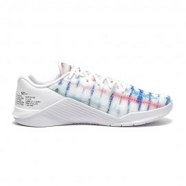 Nike Scarpe Palestra Metcon 5 Bianco Nero Uomo