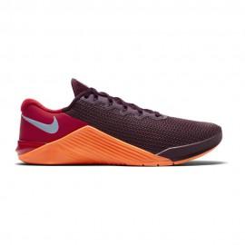 Nike Scarpe Palestra Metcon 5 Marrone Blu Uomo