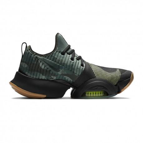 Nike Scarpe Palestra Air Zoom Superrep Nero Lime Uomo