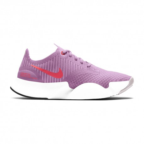 Nike Scarpe Spinning Superrep Go Rosa Donna