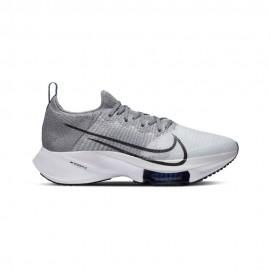 Nike Scarpe Running Air Zoom Tempo Next% Grigio Nero Uomo