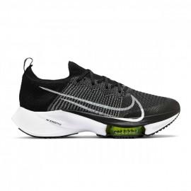 Nike Scarpe Running Air Zoom Tempo Next% Nero Bianco Uomo