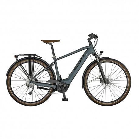 Scott City Bike Elettrica Sub Active Grigio Uomo