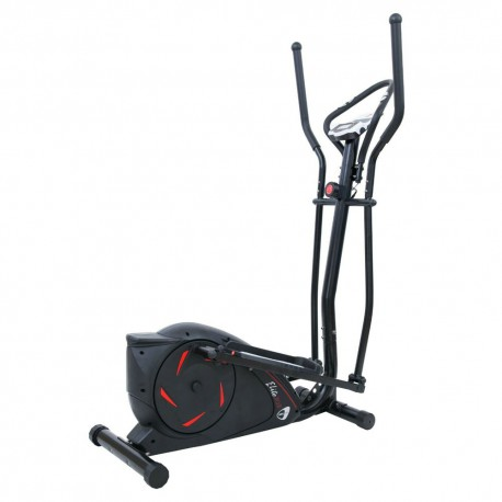 Get Fit Cyclette Ellittica Elite 303 8 Kg 8 Liv. Nero