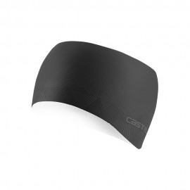 Castelli Fascia Paraorecchie Ciclismo Pro Thermal Light Nero