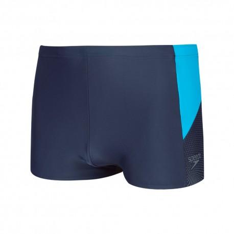 Speedo Costume Boxer Dive Blu Pool Uomo
