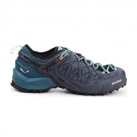 Salewa Scarpe Hiking Wildfire Edge Gtx Ombre Blue Donna