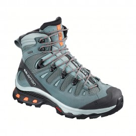 Salomon Pedule Trekking Quest 4d 3 Gtx Lead Stormy Weather Bird Of Donna