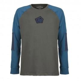 E 9 T-Shirt Arrampicata Nino Iron Uomo