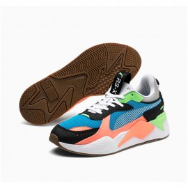 Puma Sneakers Rs-X Hard Drive Multi Verde Uomo
