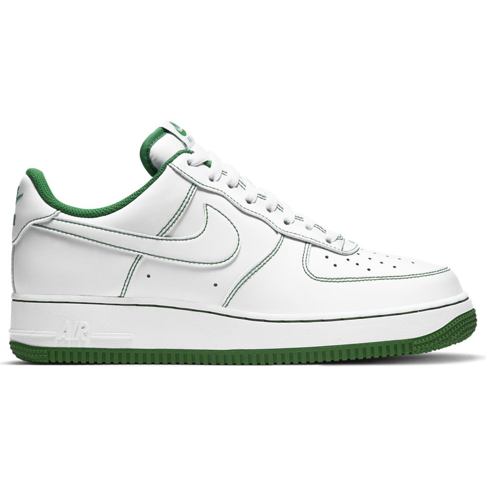 Nike Sneakers Air Force 1 07 Bianco Verde Uomo - Acquista online ...