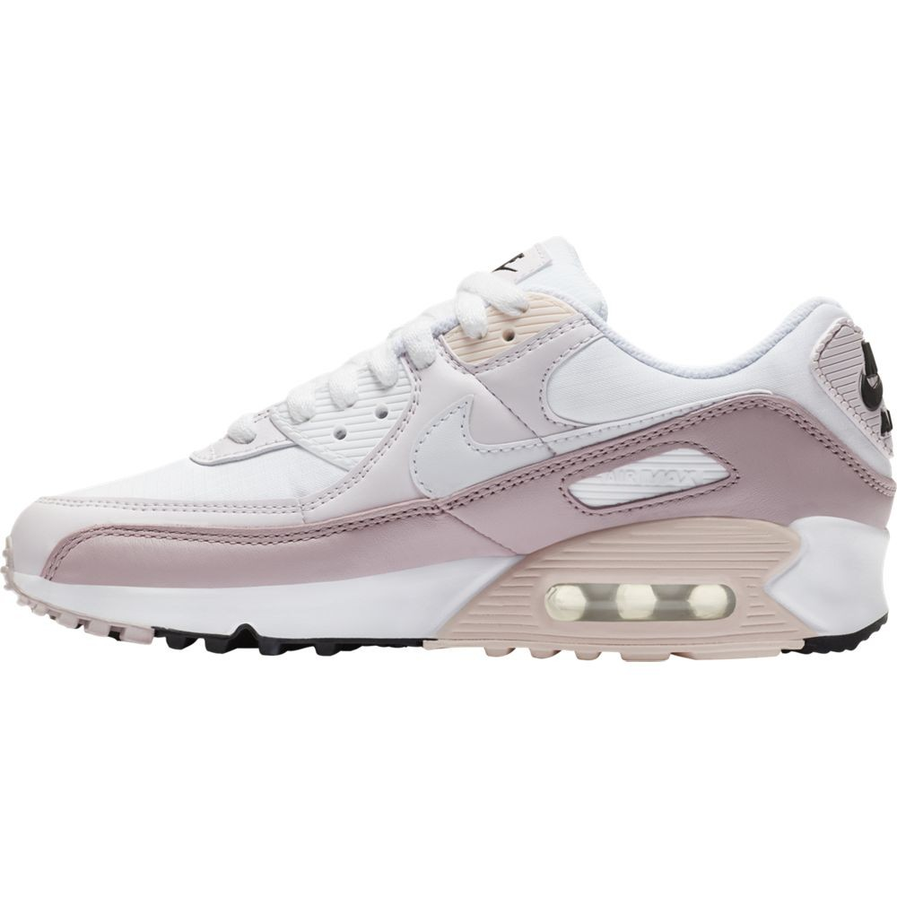 Nike Sneakers Air Max 90 Bianco Champagne Donna - Acquista online ...