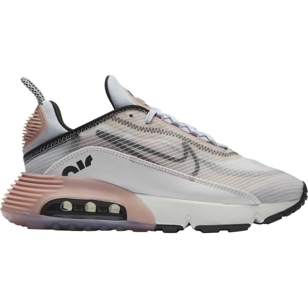 Nike Sneakers Air Max 2090 Bianco Champagne Donna - Acquista ...