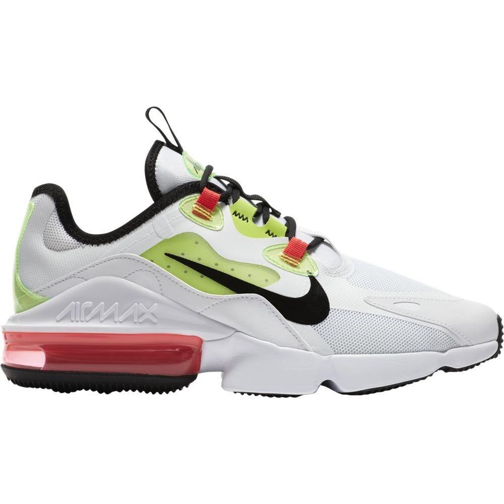 Nike Sneakers Air Max Infinity 2 Amd Bianco Crimson Uomo ...