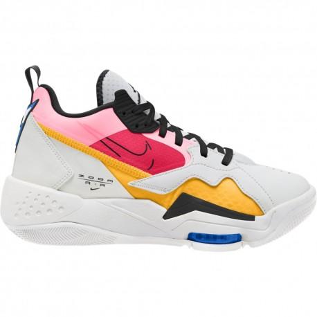 Nike Sneakers Jordan Zoom 92 Bianco Multicolore Donna