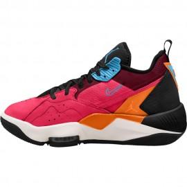 Nike Sneakers Jordan Zoom 92 Rosso Nero Donna