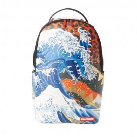 Sprayground Zaino Dragon Wave Multicolore