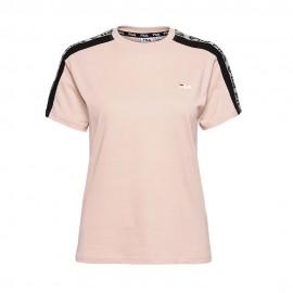 Fila T-Shirt Banda Reflex Rosa Donna