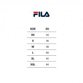 Fila Leggings Logo Nero Donna