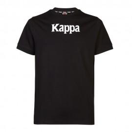 Kappa T-Shirt Banda Reflex Nero Uomo