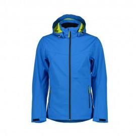 Icepeak Giacca Alpinismo Softshell Biggs Blu Royal Uomo