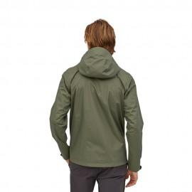 Patagonia Giacca Alpinismo Torrentshell 3l Verde Uomo