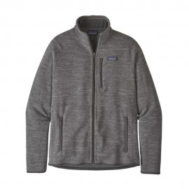 Patagonia Giacca In Pile Better Sweater Nickel Uomo