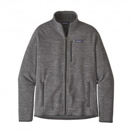 Patagonia Giacca In Pile Better Sweater Nickel Uomo