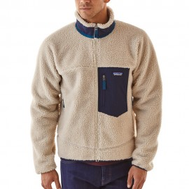 Patagonia Giacca In Pile Classic Retro-X Natural Uomo